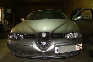 Автомобиль Alfa Romeo 156, отличное состояние, 1999 года выпуска, цена 220 000 руб., Чита