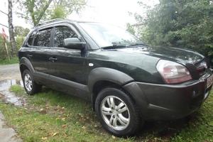 Автомобиль Hyundai Tucson, хорошее состояние, 2005 года выпуска, цена 430 000 руб., Старая Купавна