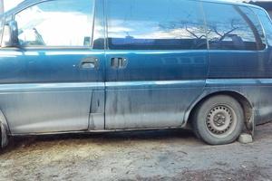 Автомобиль Mitsubishi Space Gear, среднее состояние, 1999 года выпуска, цена 320 000 руб., Лиски