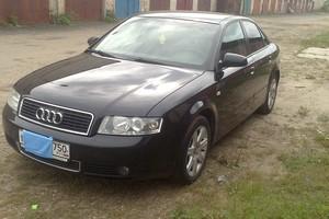 Подержанный автомобиль Audi A4, хорошее состояние, 2004 года выпуска, цена 360 000 руб., Дубна