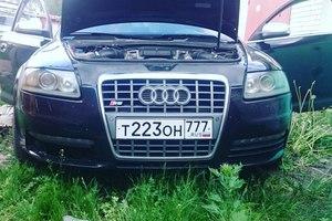 Подержанный автомобиль Audi S6, хорошее состояние, 2006 года выпуска, цена 895 000 руб., Москва