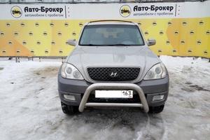 Авто Hyundai Terracan, 2005 года выпуска, цена 620 000 руб., Самара