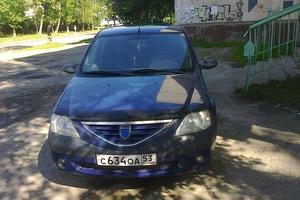 Автомобиль Dacia Logan, отличное состояние, 2006 года выпуска, цена 265 000 руб., Псков