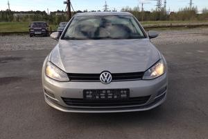 Автомобиль Volkswagen Golf, отличное состояние, 2013 года выпуска, цена 790 000 руб., Сургут