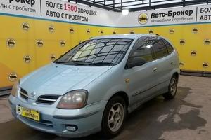 Авто Nissan Tino, 1999 года выпуска, цена 156 000 руб., Самара