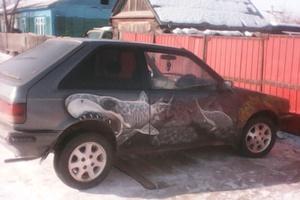 Автомобиль Mazda Familia, хорошее состояние, 1986 года выпуска, цена 60 000 руб., Амурская область