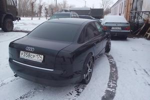 Подержанный автомобиль Audi A4, отличное состояние, 2001 года выпуска, цена 310 000 руб., Челябинск