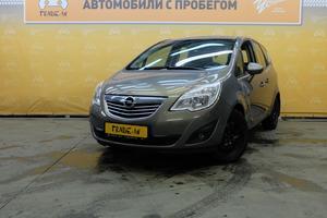 Авто Opel Meriva, 2012 года выпуска, цена 480 000 руб., Москва