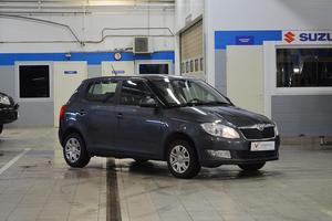 Авто Skoda Fabia, 2013 года выпуска, цена 499 000 руб., Санкт-Петербург