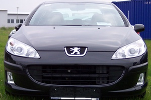 Автомобиль Peugeot 407, среднее состояние, 2006 года выпуска, цена 300 000 руб., Нальчик