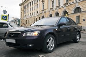 Автомобиль Hyundai NF, хорошее состояние, 2005 года выпуска, цена 455 000 руб., Санкт-Петербург