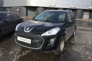 Авто Peugeot 4007, 2010 года выпуска, цена 679 000 руб., Москва