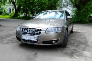 Подержанный автомобиль Audi A6, хорошее состояние, 2007 года выпуска, цена 530 000 руб., Орехово-Зуево