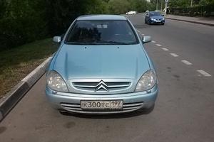 Автомобиль Citroen Xsara, хорошее состояние, 2002 года выпуска, цена 220 000 руб., Москва