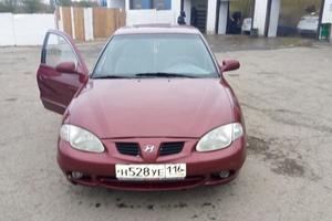 Подержанный автомобиль Hyundai Lantra, среднее состояние, 2000 года выпуска, цена 109 000 руб., Казань