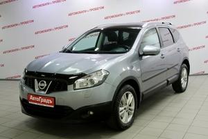 Авто Nissan Qashqai+2, 2010 года выпуска, цена 719 000 руб., Москва