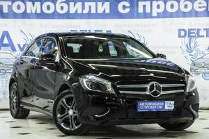Авто Mercedes-Benz A-Класс, 2015 года выпуска, цена 1 120 000 руб., Москва