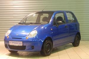 Авто Daewoo Matiz, 2012 года выпуска, цена 185 000 руб., Москва