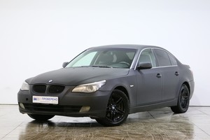 Авто BMW 5 серия, 2009 года выпуска, цена 550 000 руб., Санкт-Петербург