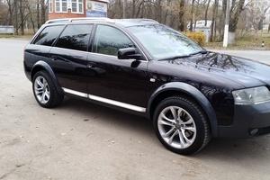 Подержанный автомобиль Audi Allroad, отличное состояние, 2004 года выпуска, цена 650 000 руб., Краснодар