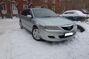 Автомобиль Mazda Atenza, хорошее состояние, 2004 года выпуска, цена 300 000 руб., Омск