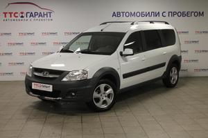 Подержанный автомобиль ВАЗ (Lada) Largus, отличное состояние, 2015 года выпуска, цена 602 200 руб., Казань