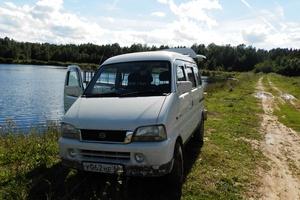 Автомобиль Suzuki Every, хорошее состояние, 2001 года выпуска, цена 170 000 руб., Сафоново