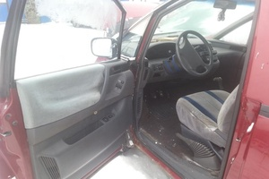 Автомобиль Toyota Previa, среднее состояние, 1991 года выпуска, цена 220 000 руб., Нижневартовск