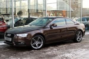 Подержанный автомобиль Audi A5, отличное состояние, 2015 года выпуска, цена 1 719 000 руб., Москва