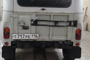 Подержанный автомобиль УАЗ 3151, отличное состояние, 2001 года выпуска, цена 250 000 руб., Казань