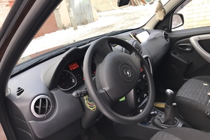 Подержанный автомобиль Renault Duster, отличное состояние, 2012 года выпуска, цена 550 000 руб., Челябинск