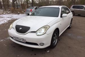 Автомобиль Toyota Verossa, хорошее состояние, 2002 года выпуска, цена 370 000 руб., Омск