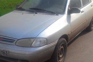 Автомобиль Kia Avella, отличное состояние, 1997 года выпуска, цена 70 000 руб., Самара