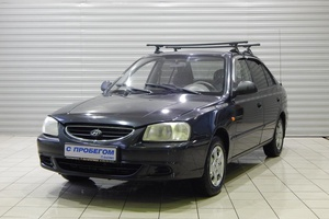 Авто Hyundai Accent, 2007 года выпуска, цена 229 000 руб., Москва