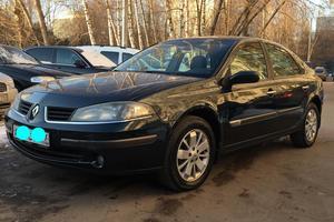 Авто Renault Laguna, 2006 года выпуска, цена 279 000 руб., Москва