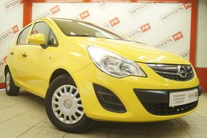Подержанный автомобиль Opel Corsa, , 2012 года выпуска, цена 369 000 руб., Казань