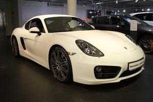 Авто Porsche Cayman, 2015 года выпуска, цена 3 950 000 руб., Москва