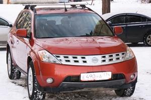 Автомобиль Nissan Murano, хорошее состояние, 2003 года выпуска, цена 400 000 руб., Озерск
