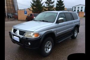 Подержанный автомобиль Mitsubishi Pajero Sport, отличное состояние, 2004 года выпуска, цена 475 000 руб., Казань