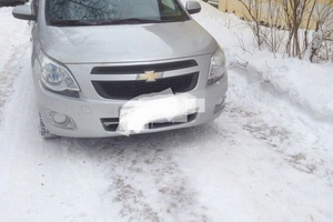 Автомобиль Chevrolet Cobalt, отличное состояние, 2013 года выпуска, цена 400 000 руб., Московская область
