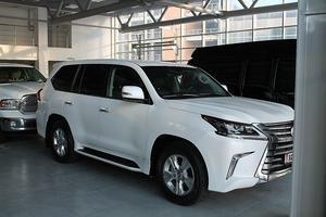 Авто Lexus LX, 2015 года выпуска, цена 5 099 999 руб., Москва