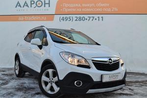 Авто Opel Mokka, 2014 года выпуска, цена 795 000 руб., Москва