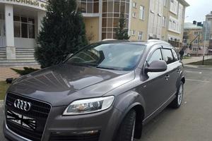 Подержанный автомобиль Audi Q7, отличное состояние, 2009 года выпуска, цена 2 000 000 руб., Краснодар