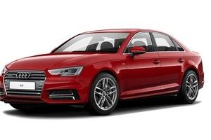 Новый автомобиль Audi A4, 2016 года выпуска, цена 2 634 433 руб., Москва