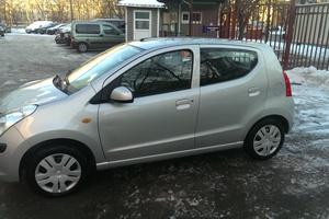 Автомобиль Nissan Pixo, отличное состояние, 2010 года выпуска, цена 399 000 руб., Москва