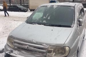 Автомобиль Mitsubishi Dingo, хорошее состояние, 2001 года выпуска, цена 215 000 руб., Санкт-Петербург