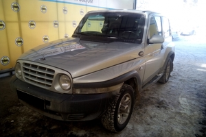 Авто ТагАЗ Tager, 2009 года выпуска, цена 375 000 руб., Самара