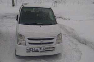 Автомобиль Suzuki Wagon R, хорошее состояние, 2007 года выпуска, цена 240 000 руб., Кемеровская область