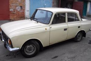 Автомобиль ИЖ 412, хорошее состояние, 1989 года выпуска, цена 50 000 руб., Белгород