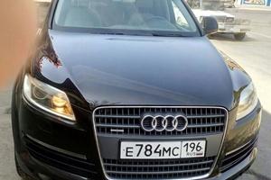 Автомобиль Audi Q7, отличное состояние, 2006 года выпуска, цена 800 000 руб., Ростов-на-Дону